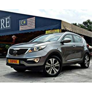 KIA SPORTAGE 2.0 ( A ) SL EDITION !! ALL WHEEL DRIVE !! PREMIUM FULL SPECS !! NEW FACELIFT !! ( WXX 5368 ) 1 CAREFUL OWNER !!