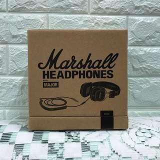 🈹Marshall Headphones Major Black (女仔用)