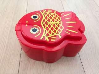 全新金魚 X JA共濟 伸縮存放食物盒
