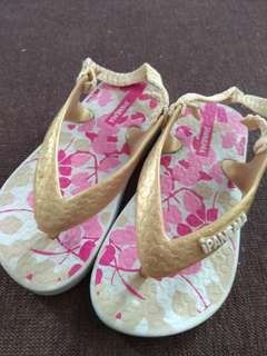 #blessing Ipanema baby girl's slippers