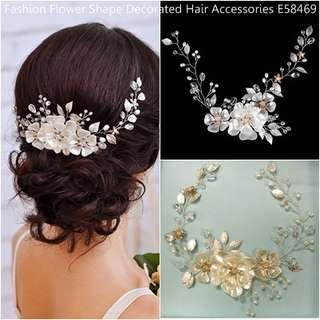 Hair Accessories (Best for Bride / Bridesmaid)
