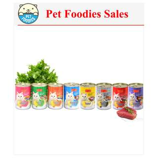 [Pet Foodies] ARISTO-CATS® JELLY CAN FOOD-400G