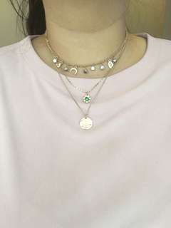 Multi-layer Necklace