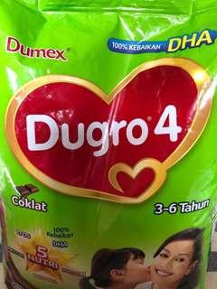 Dugro 4 Chocolate Flavour