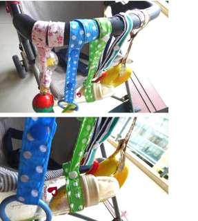 🌈(Ready Stock) 🆕Brand New Lemommom Toys Drop Resistant Strap 50cm/60cm