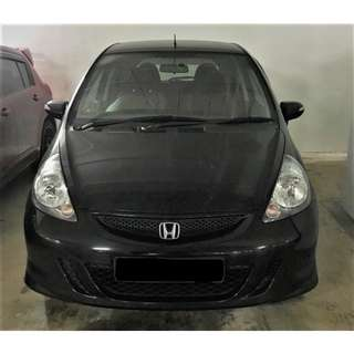 Honda JAZZ Cheap Rental! Grab Friendly*