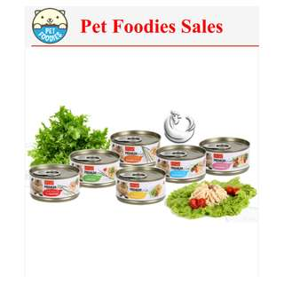 [Pet Foodies] Aristo Cat Premium Canned Food 80gm AS LOW AS $19 PER CARTON