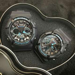 G-SHOCK COUPLE LIMITED EDITION