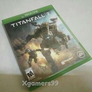 Xbox One Titanfall2