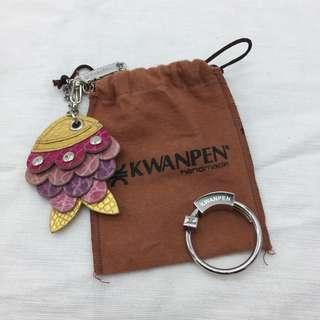 Kwanpen Key Chain - Kwanpen 鑰匙扣