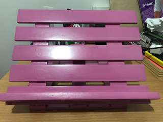 Pink Book stand