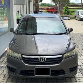 Honda STREAM Cheap Rental! Grab Friendly*
