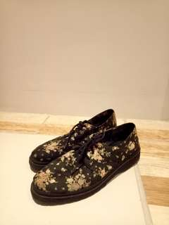 MKS floral shoes