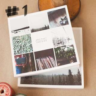 Gift Idea: Custom Simple Hardcover Photobook