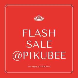 Flash sale pikubee