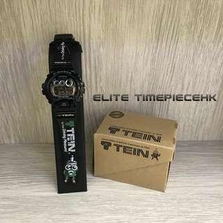 """全新現貨 日本限定 Casio G Shock x 日本賽車避震器品牌 """"TEIN"""" 三十週年限量紀念 """"TEIN 30th Anniversary"""" (BLACK)"""