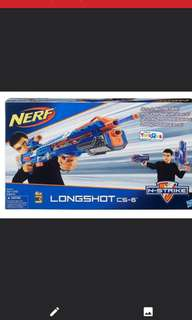 Nerf Longshot blaster BRAND NEW