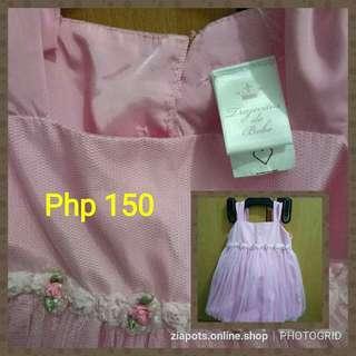 Pink Fairy tutu dress