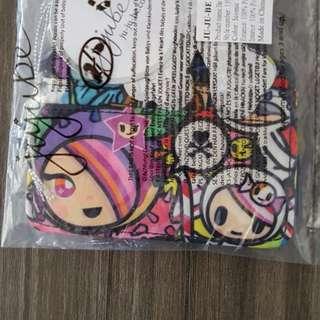 🌟BN Jujube Tokidoki Iconic 2.0 Be Charged Sandy Caramella perfect print placement BeCharged and Original Jujube Lanyards