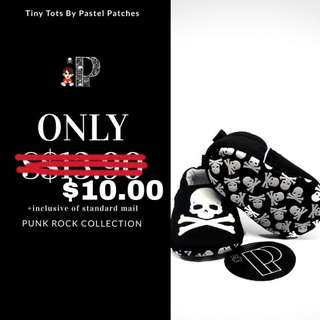 skull shoes newborn to 12 months