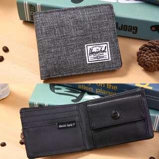 Herschel wallet with coin pouch