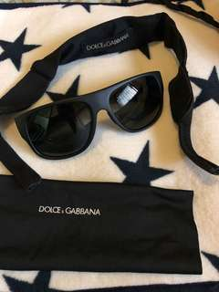 Authentic Dolce and Gabbana shades