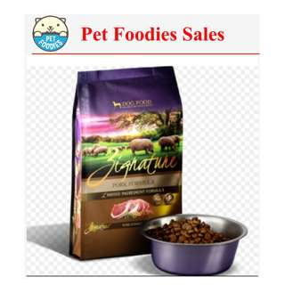 [Pet Foodies] ZIGNATURE DOG FOOD 13.5lbs