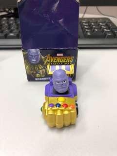 Marvel Thanos car