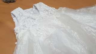 custom party/ wedding dress baby