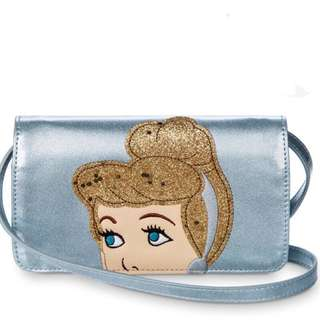 Danielle Nicole x Disney Cinderella 灰姑娘聯名款廁背包皮夾