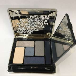 Guerlain Ecrin 6 Couleurs 繪創六色眼妝盒 # Beaugrenelle ~ Limited Edition
