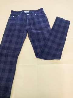 Branded Vintage plaid pants
