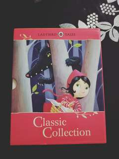 Classic Collections - ladybird Tales children storybook