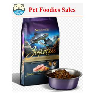 [Pet Foodies] ZIGNATURE DOG FOOD 4LB