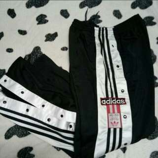 Adidas authentic track pants