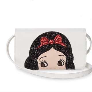 Danielle Nicole x Disney 白雪公主側背錢包皮夾