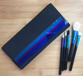 Mac Enchanted Eve Brush Kit