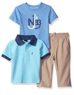 Boy's Nautica Set