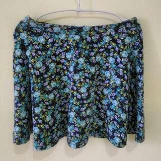 Floral skirt Forever 21 💙