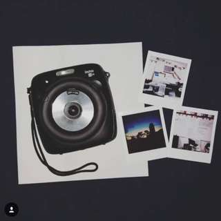 Instax SQUARE printing   send in your snaps we'll print it in square