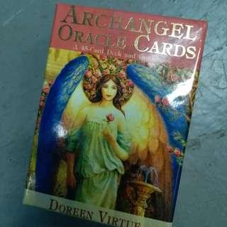 天使 塔羅 預言卡 arch angels cards