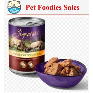 [Pet Foodies] ZIGNATURE DOG CANNED 12/13OZ