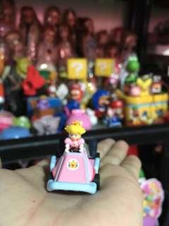 Super mario princess cart