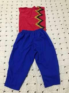 Filipino Costume  for Boys