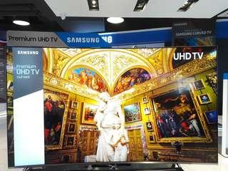 Samsung 65mu8000 sald sale price