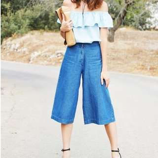TERNO OFF SHOULDER WITH PANTS