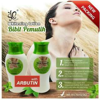 LOTION BIBIT PEMUTIH BPOM