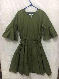 Army dress masih bisa nego tipis