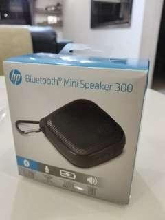 HP Mini 300 Blutooth Speaker