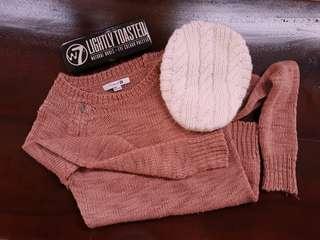 Forever 21 Crochet Sweater
